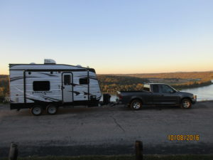 Camping with the Family - The Maiden Voyage | www.raneysrevelations.com
