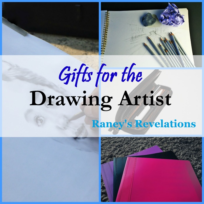 Drawing gifts for the artist | www.raneysrevelations.com