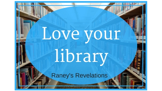 Love your library. | www.raneysrevelations.com